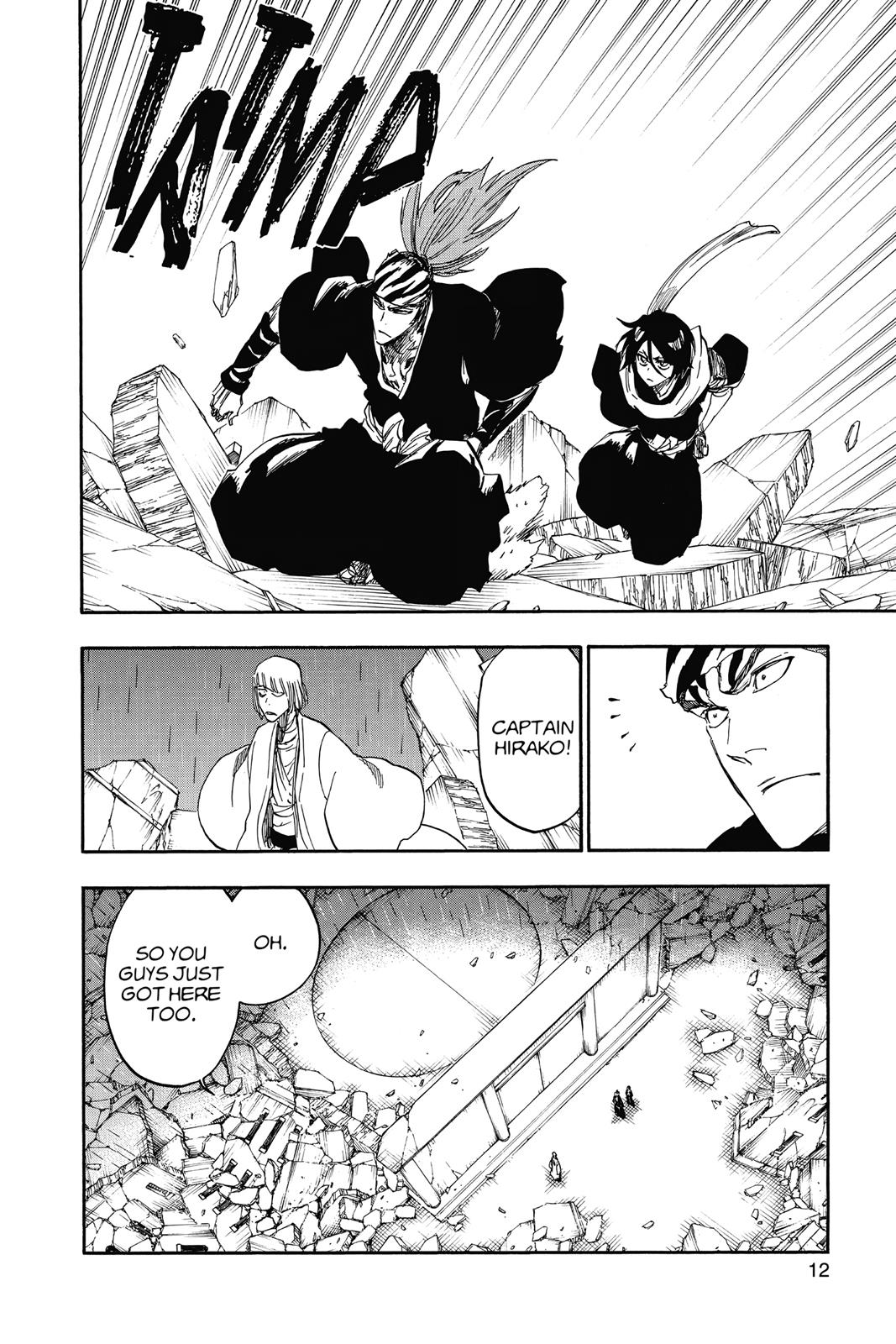 Bleach, Chapter 612 image 012