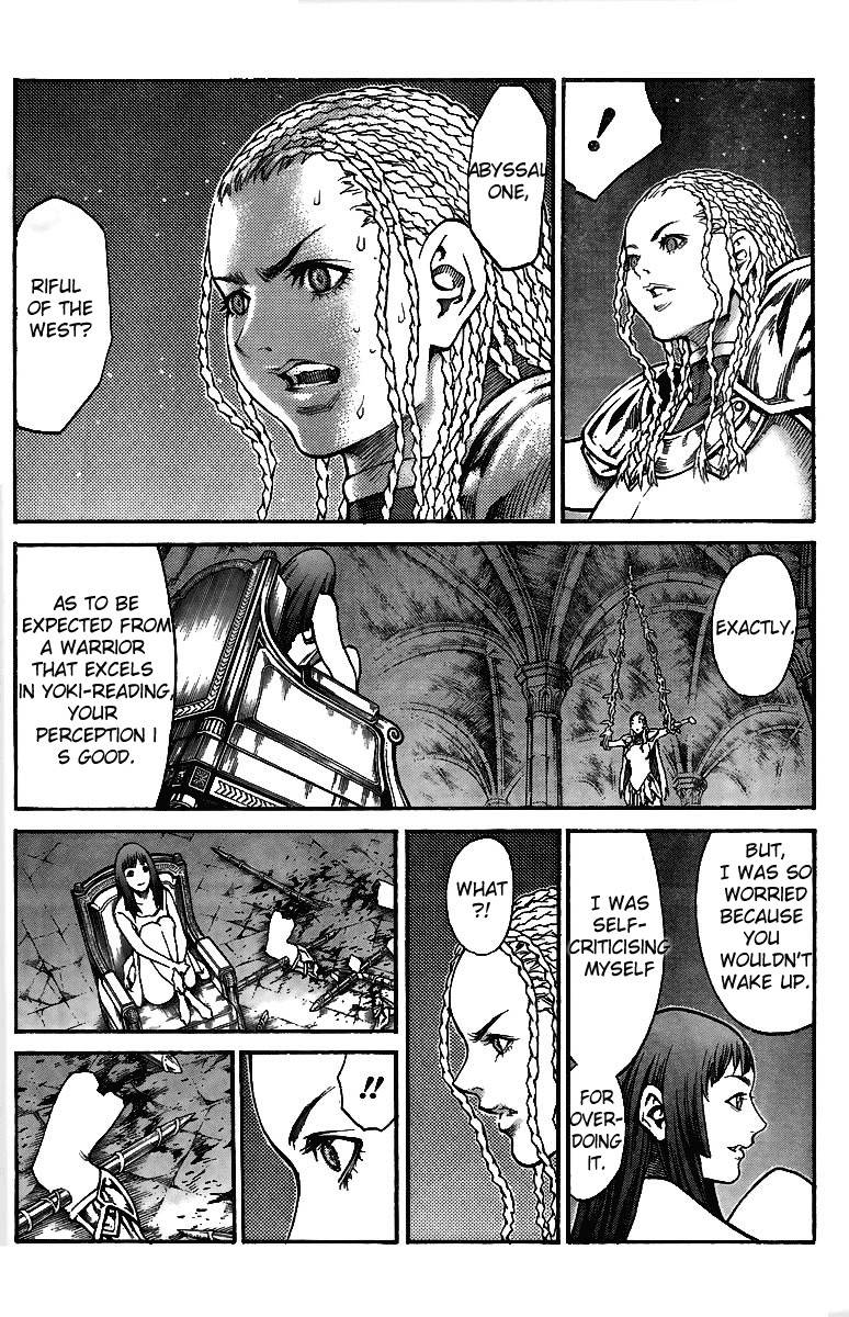 Claymore, Chapter 82 image 004
