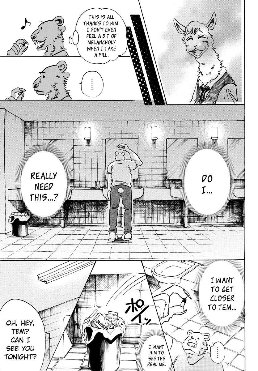 Beastars Manga, Chapter 77 image 013