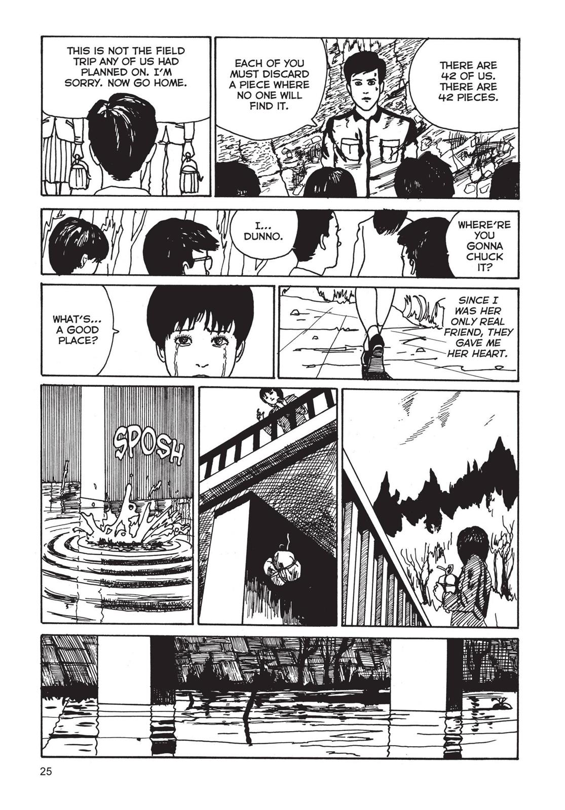 Tomie, Chapter 1 image 025