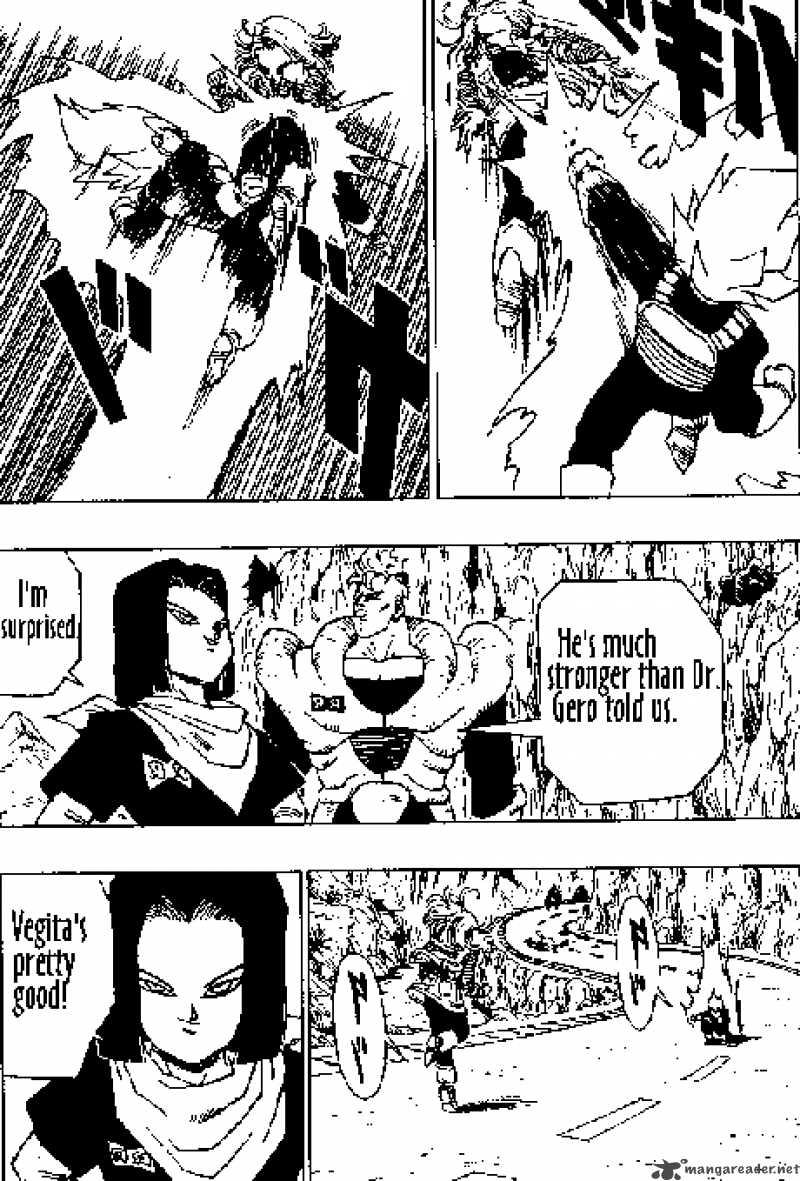 Dragon Ball, Chapter 352 image 006
