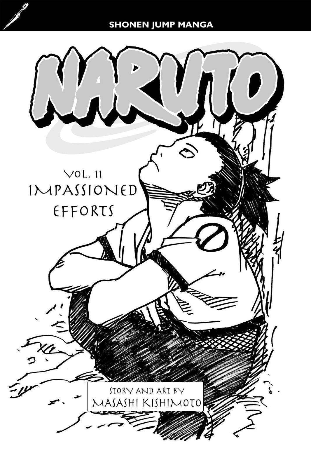 Naruto, Chapter 91 image 004