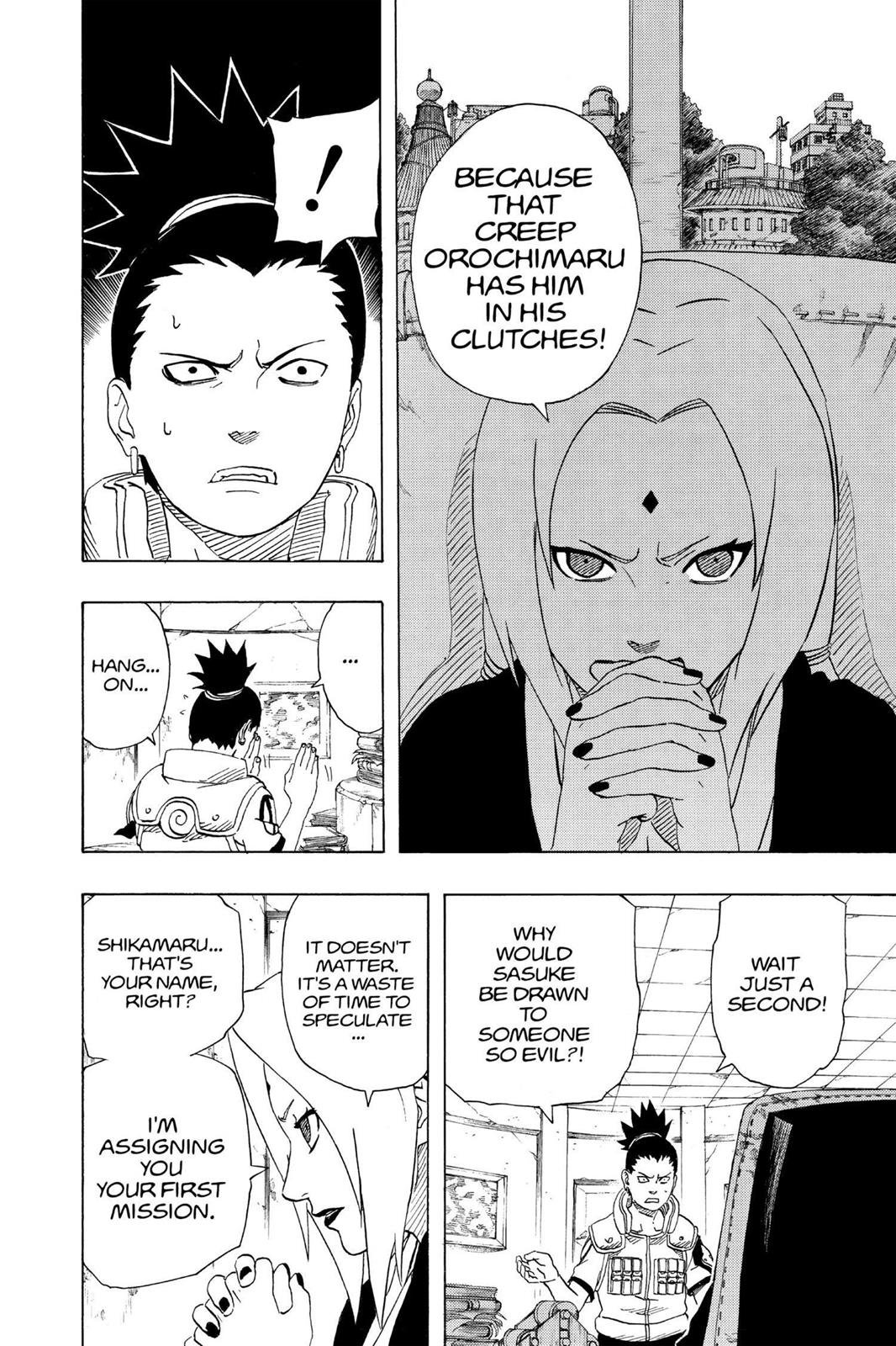 Naruto, Chapter 182 image 010