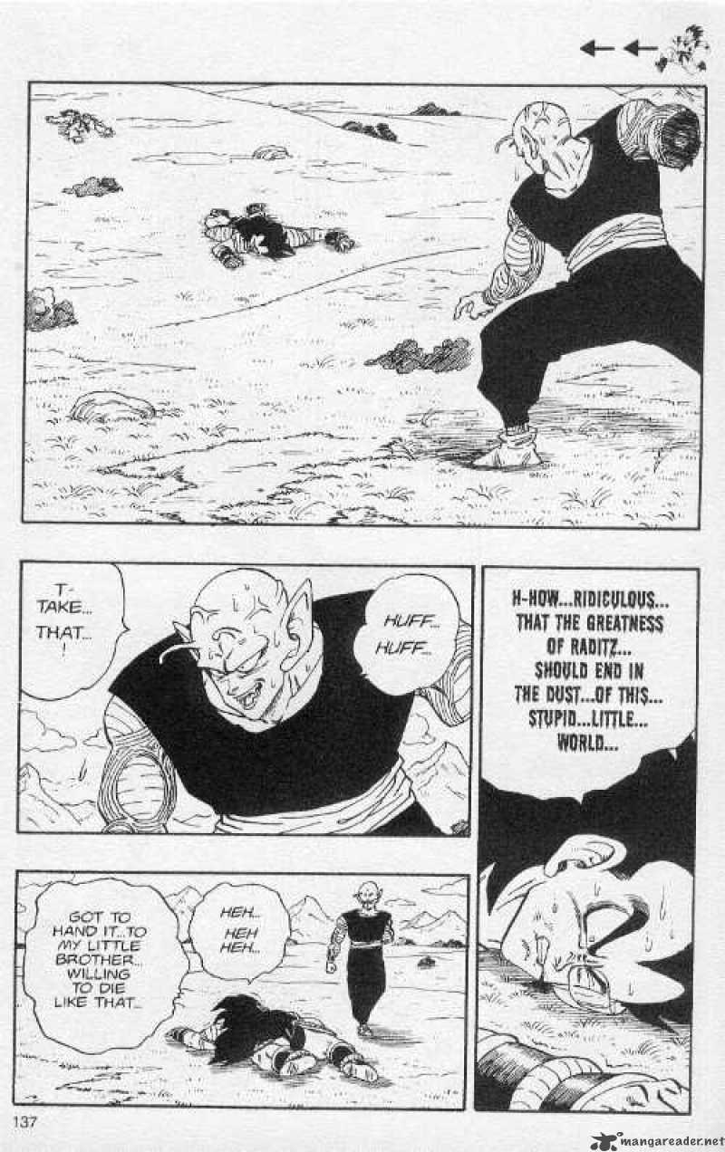 Dragon Ball, Chapter 204 image 009