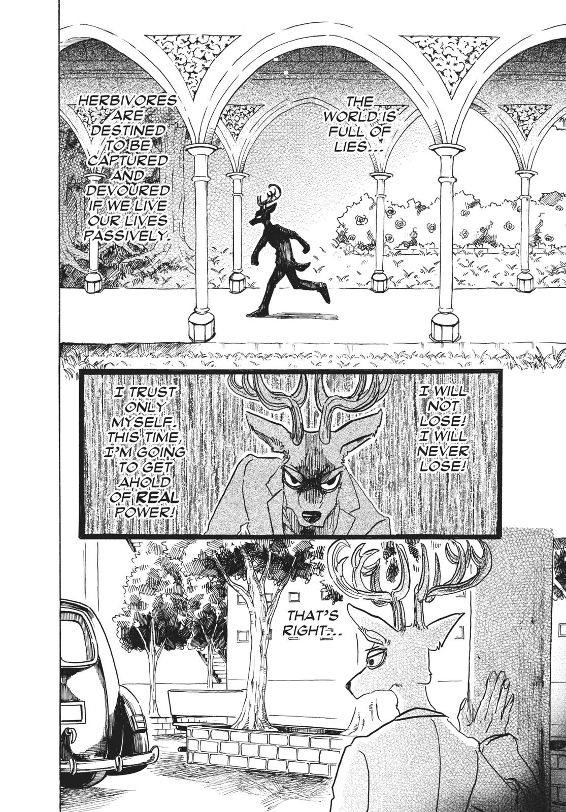 Beastars Manga, Chapter 50 image 016