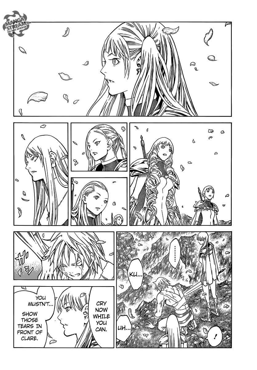 Claymore, Chapter 155 image 005