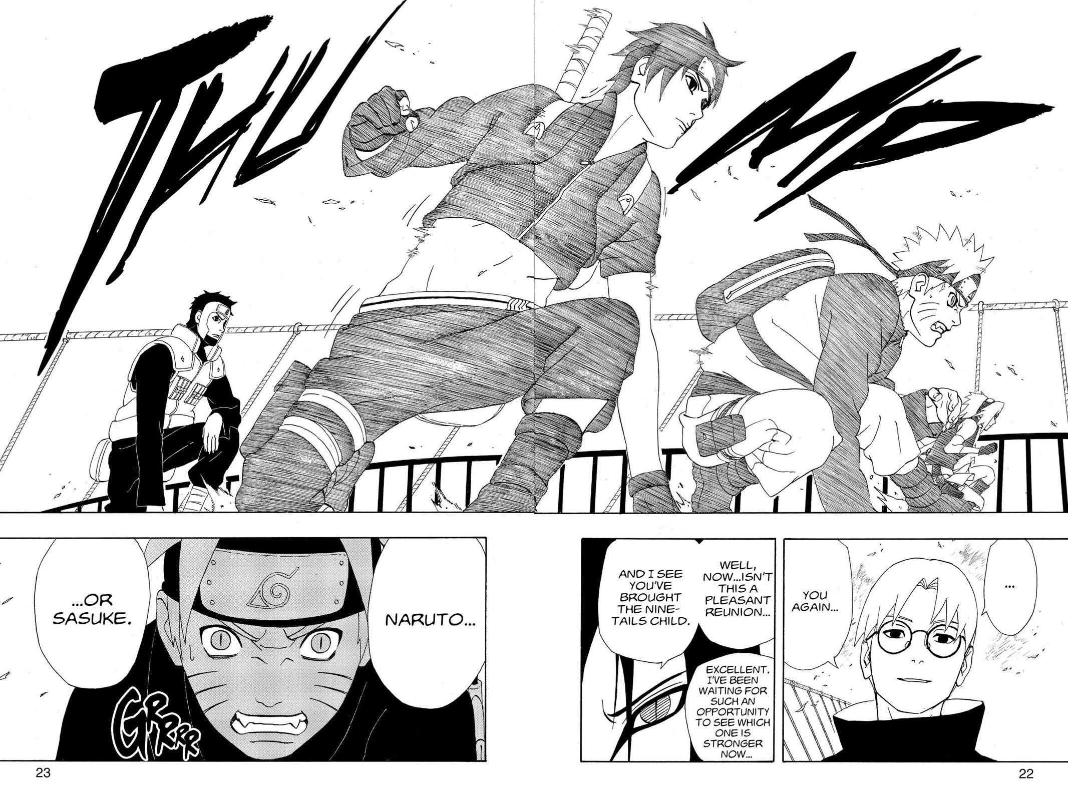 Naruto, Chapter 290 image 023