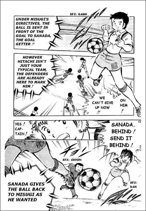 Captain Tsubasa, Chapter 27 image 016
