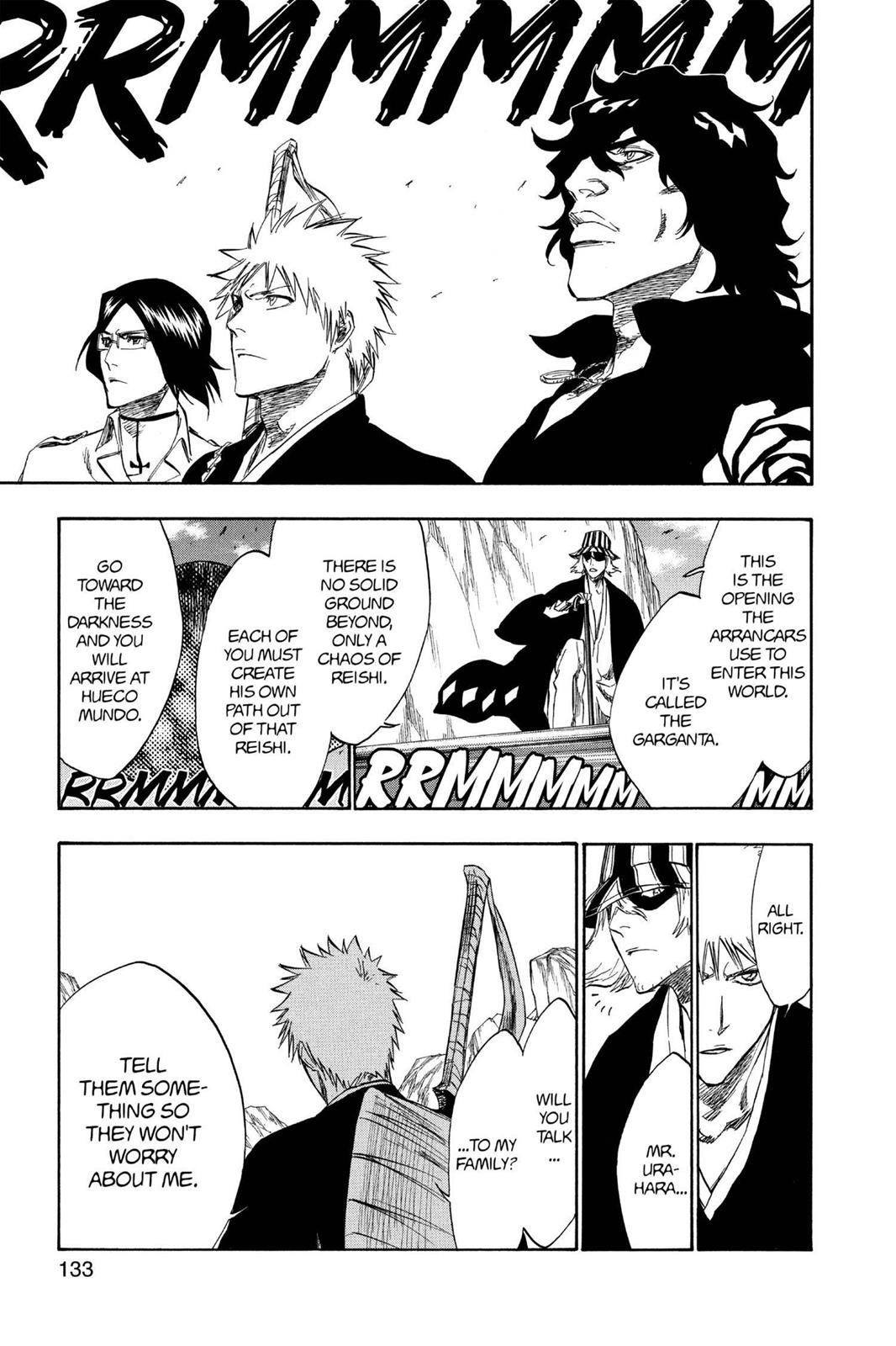 Bleach, Chapter 240 image 003