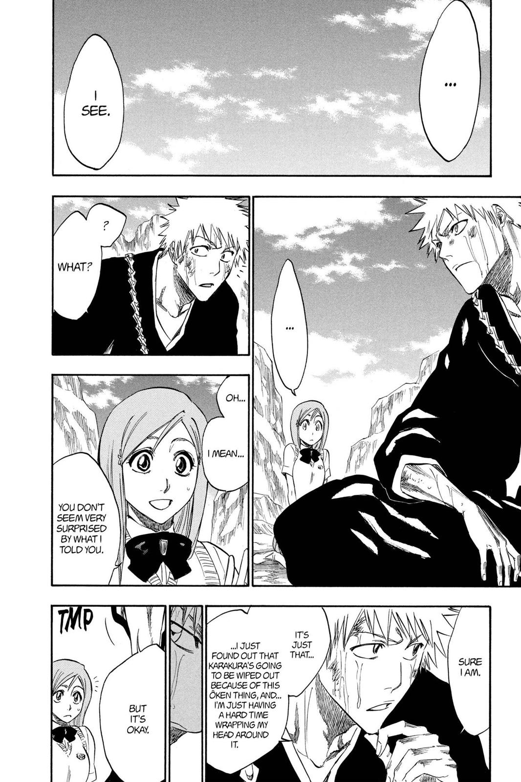 Bleach, Chapter 225 image 014