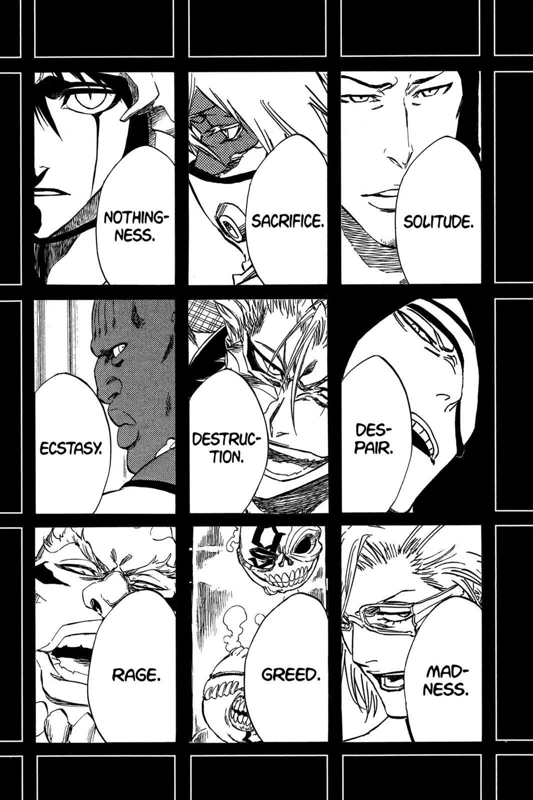 Bleach, Chapter 356 image 015
