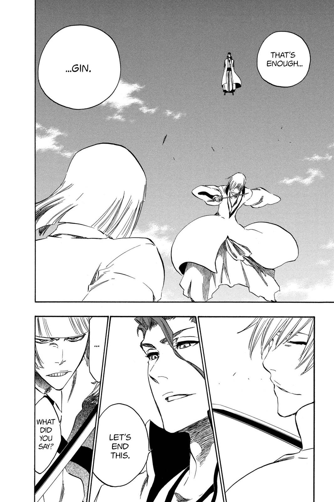 Bleach, Chapter 375 image 016