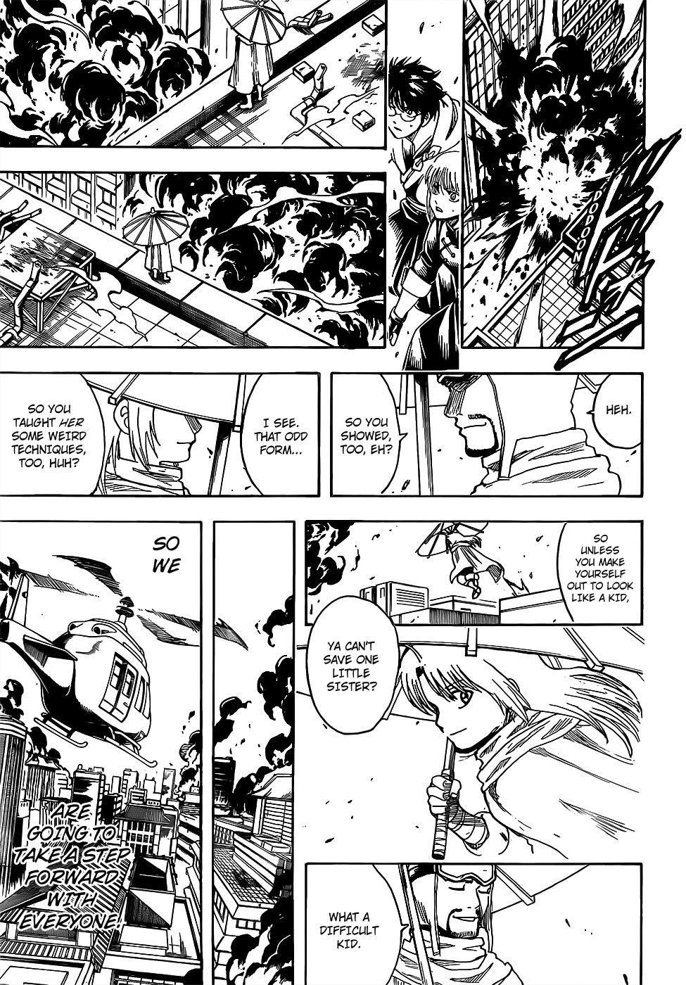 Gintama Chapter, 698 image 015