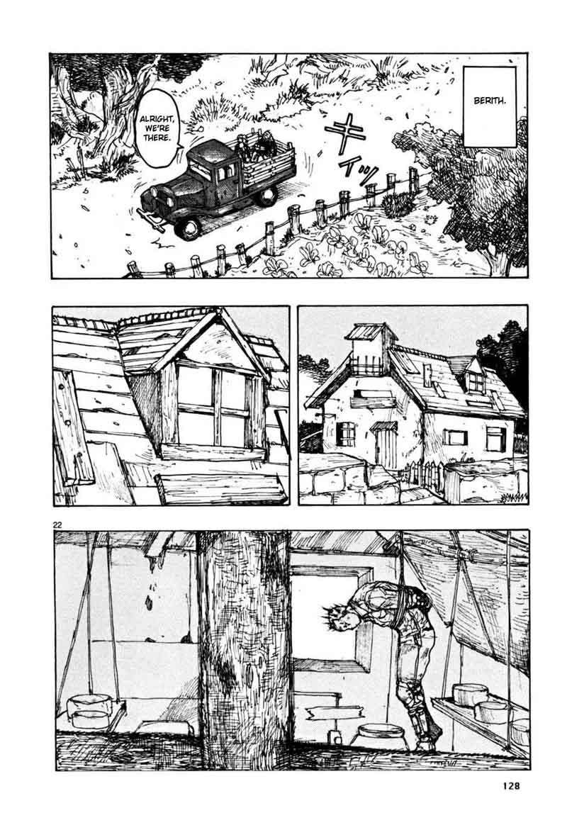 Dorohedoro, Chapter 54 image 022