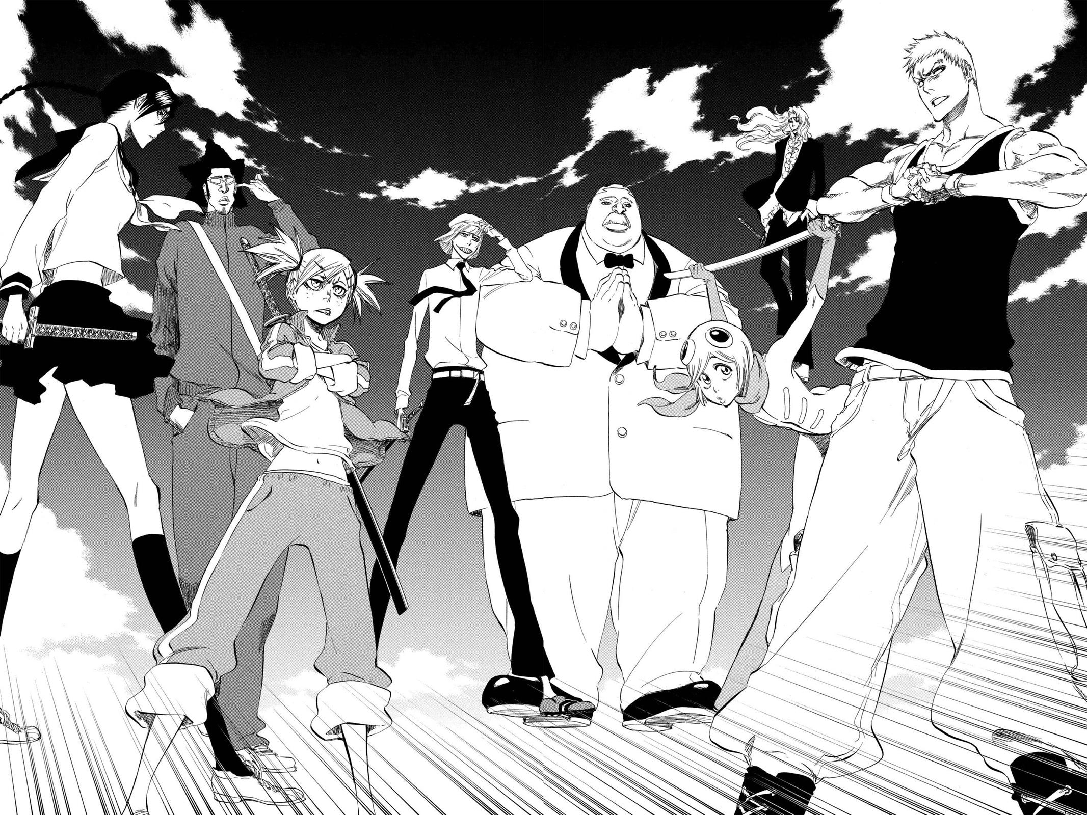 Bleach, Chapter 364 image 017