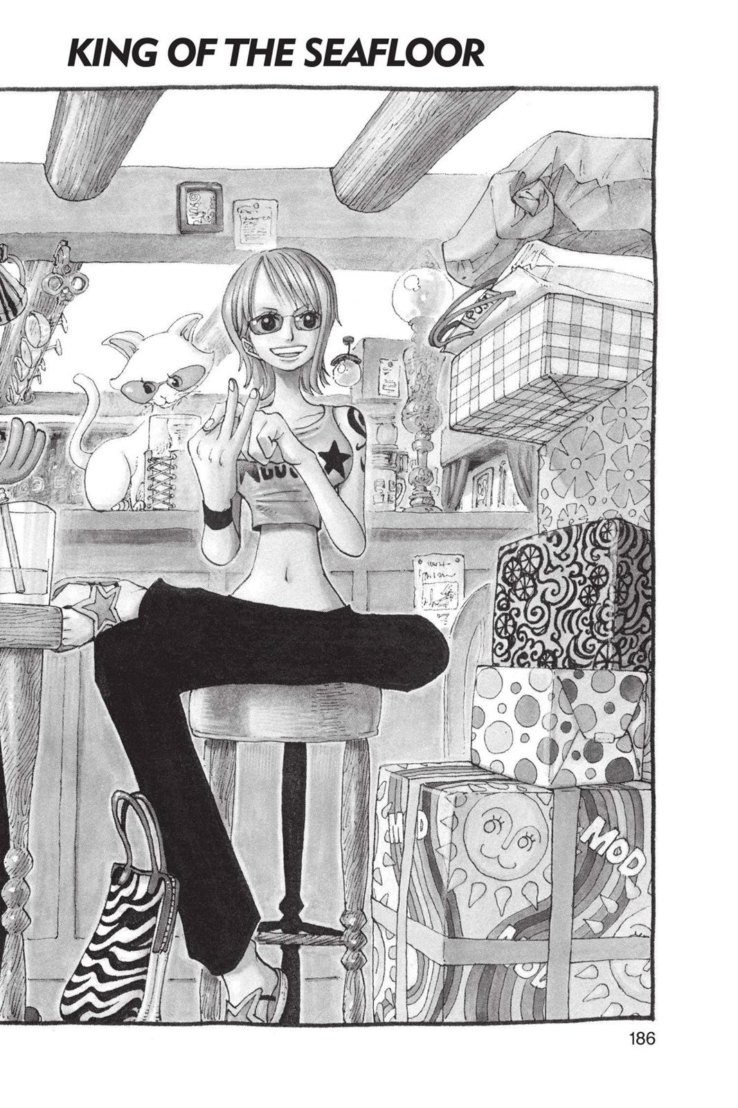 One Piece, Chapter 226 image 001