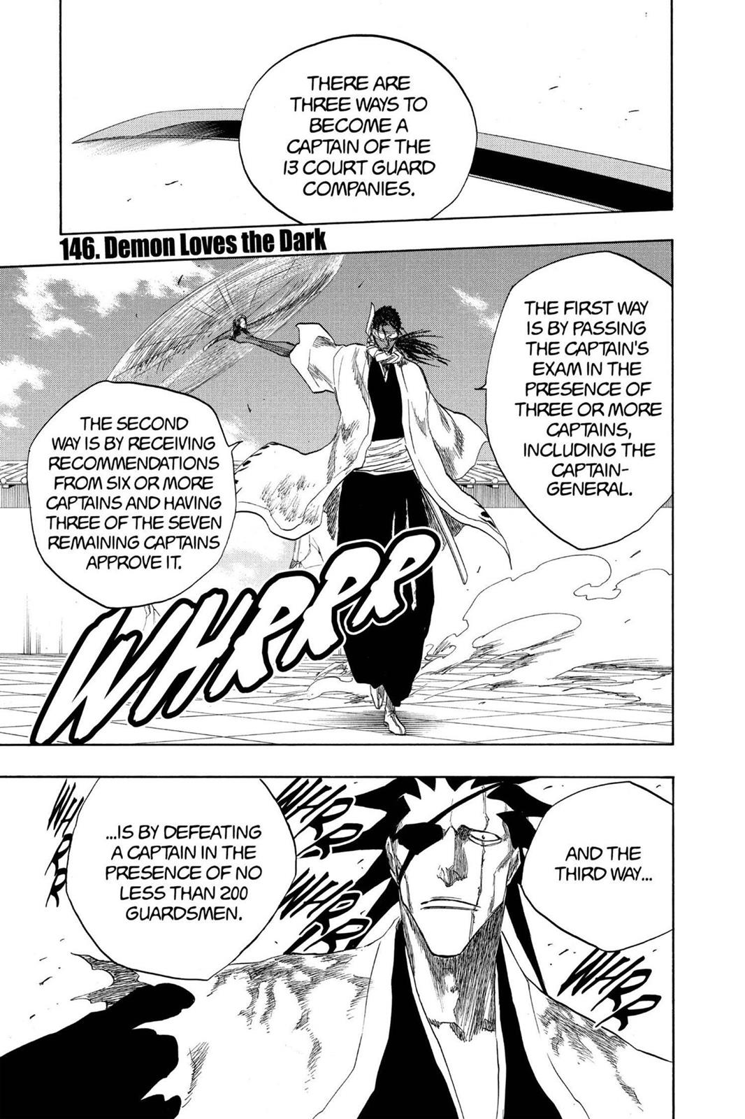 Bleach, Chapter 146 image 001