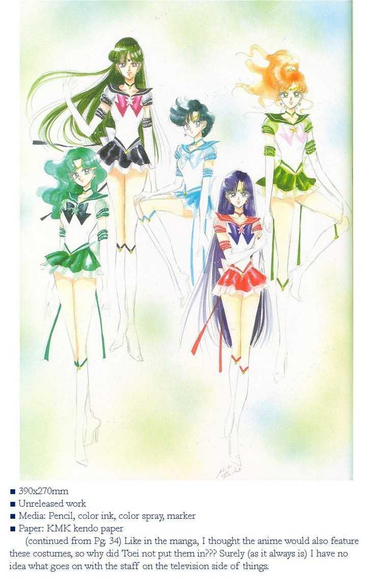 Sailor Moon, Cahpter 5 image 034
