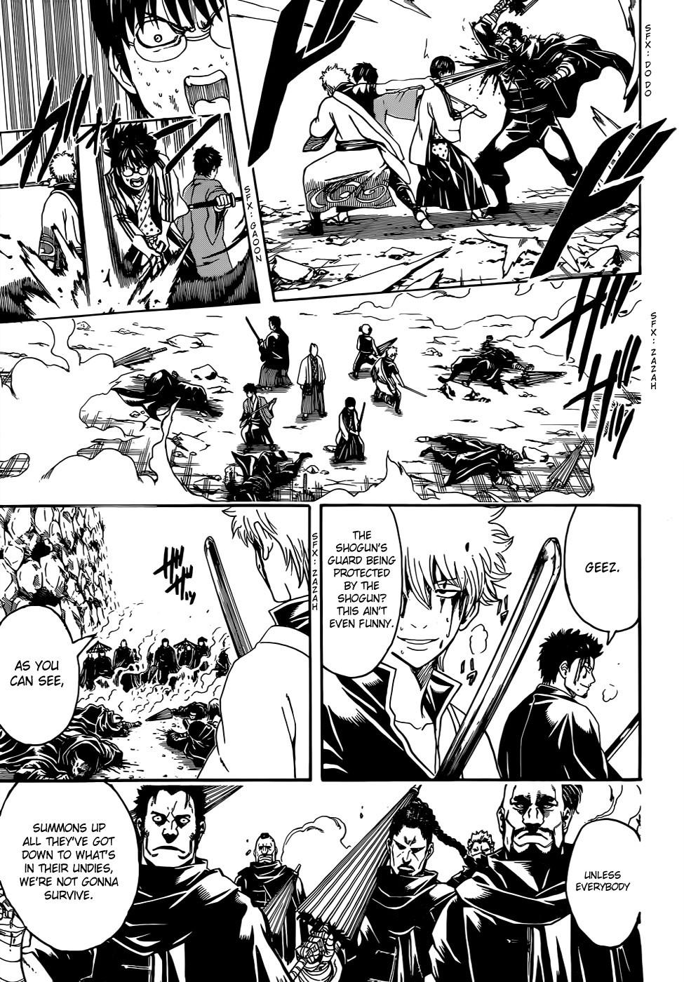 Gintama Chapter, 512 image 008