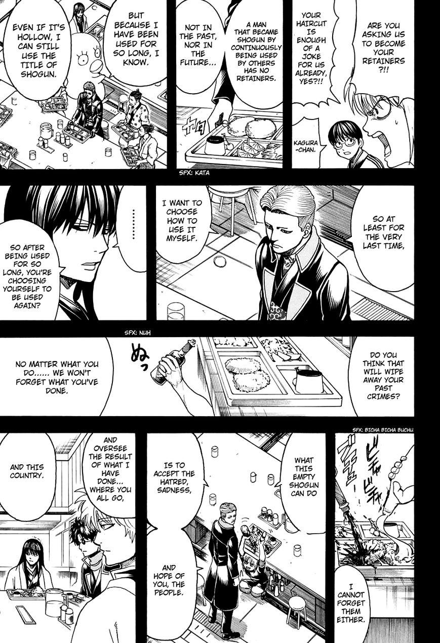 Gintama Chapter, 599 image 007