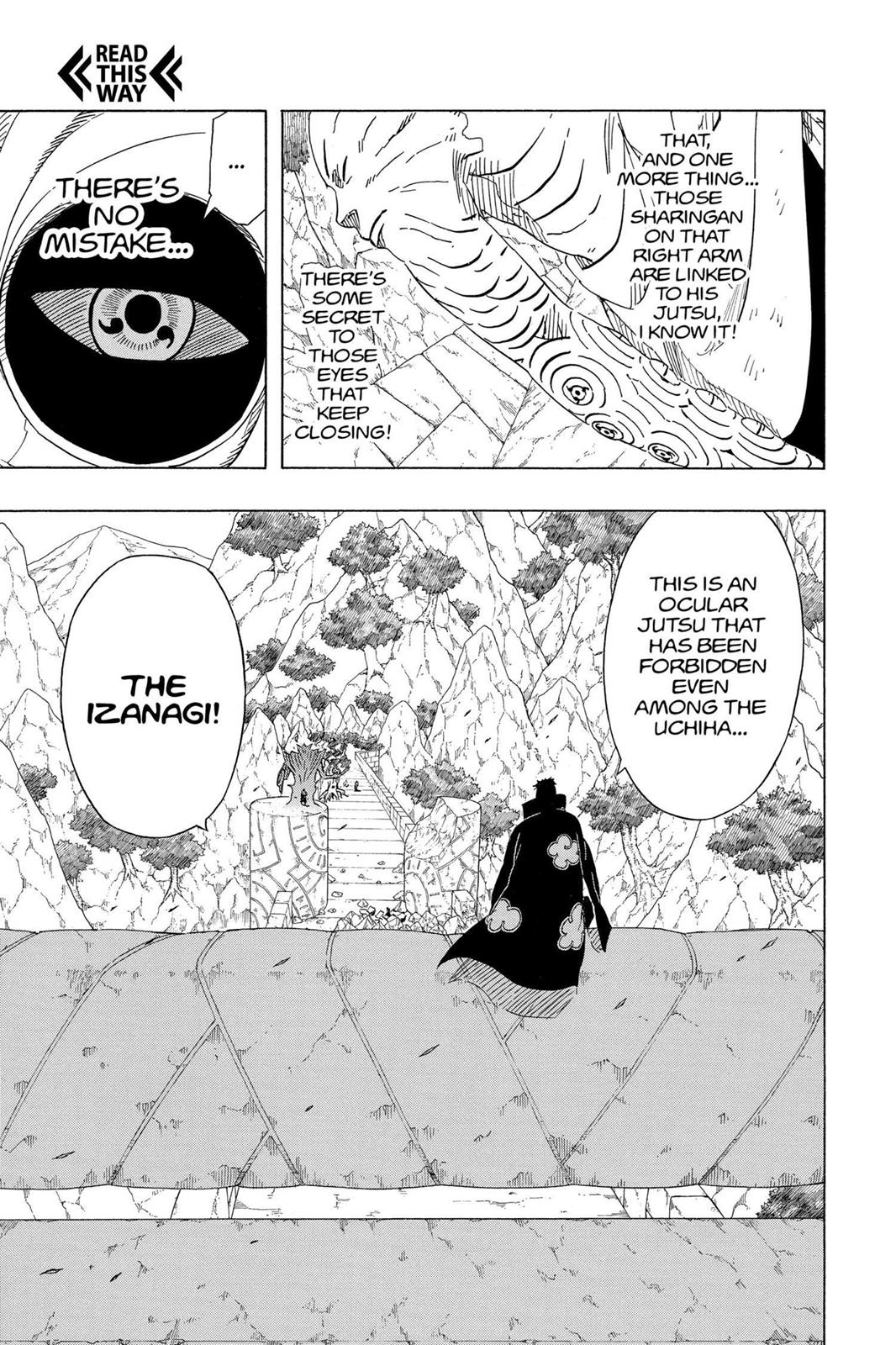 Naruto, Chapter 478 image 016