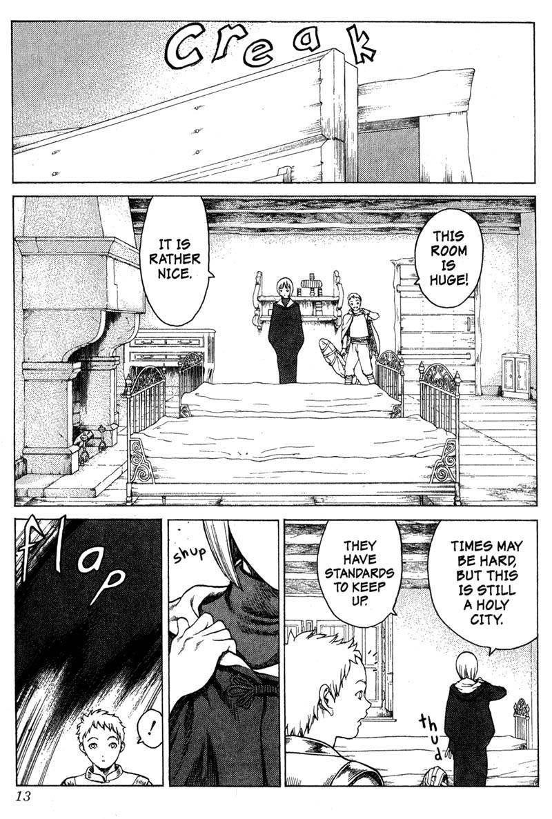 Claymore, Chapter 5 image 012