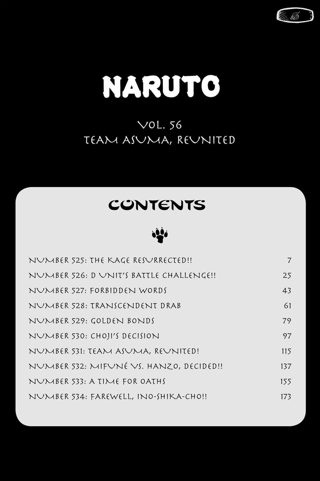 Naruto, Chapter 525 image 007