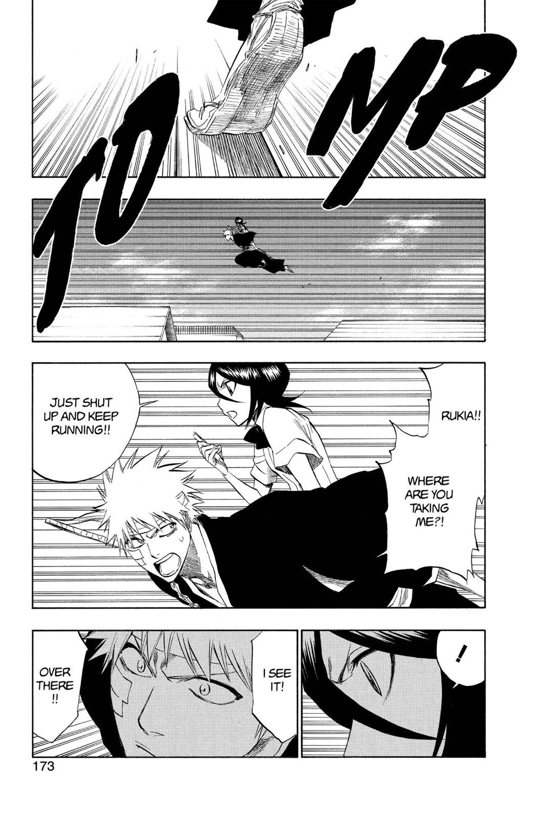 Bleach, Chapter 196 image 007