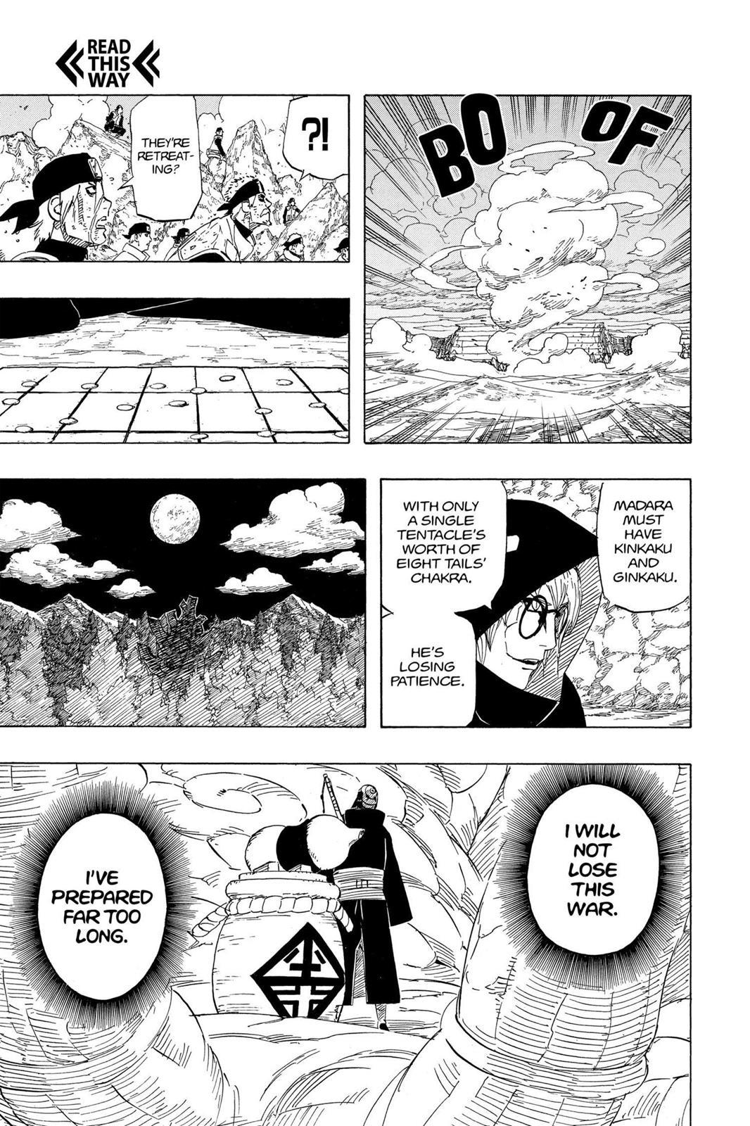 Naruto, Chapter 537 image 013