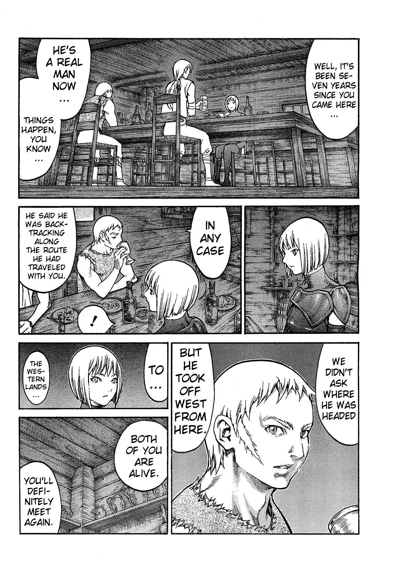 Claymore, Chapter 80 image 015