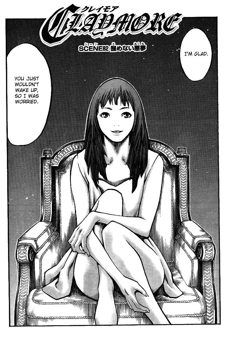 Claymore, Chapter 82 image 003