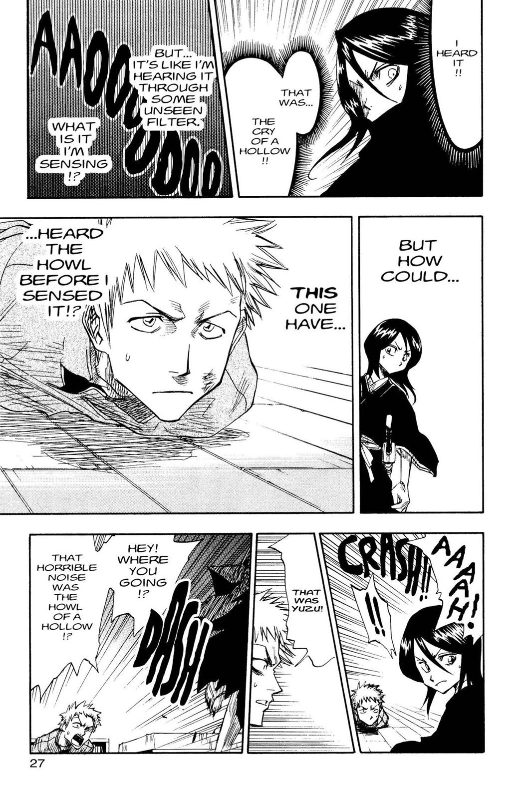 Bleach, Chapter 1 image 027