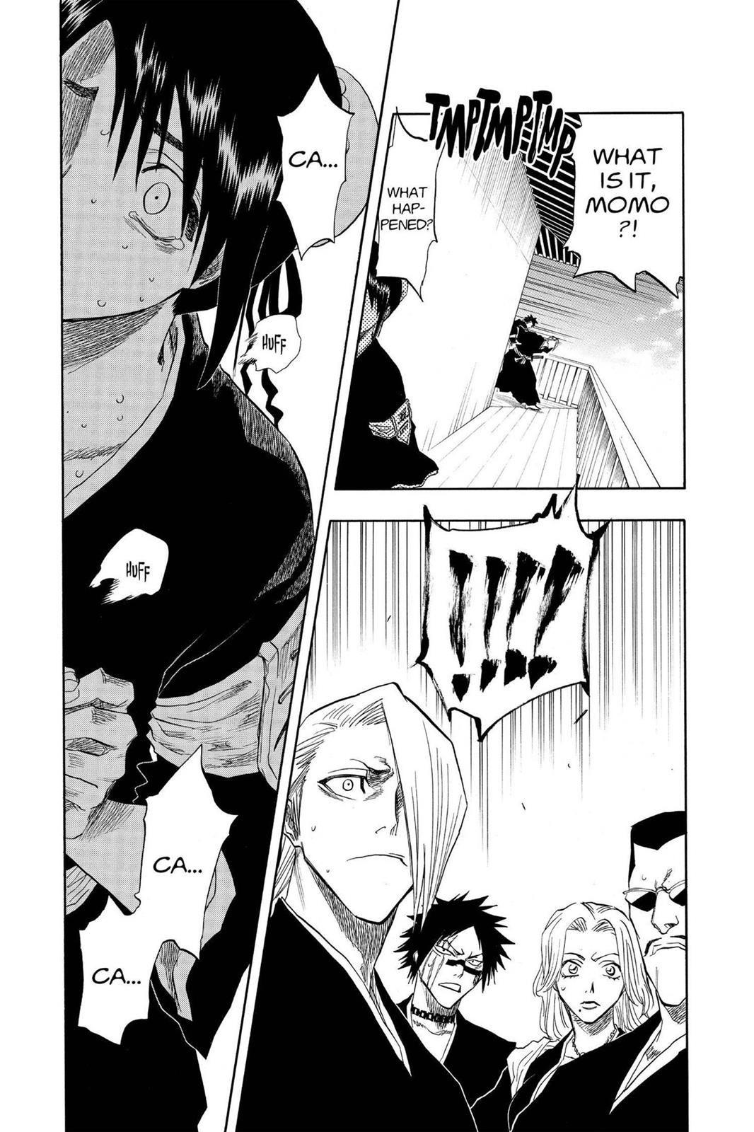 Bleach, Chapter 100 image 017