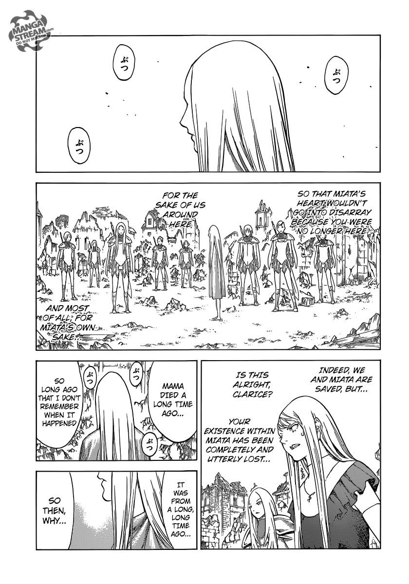 Claymore, Chapter 143 image 006