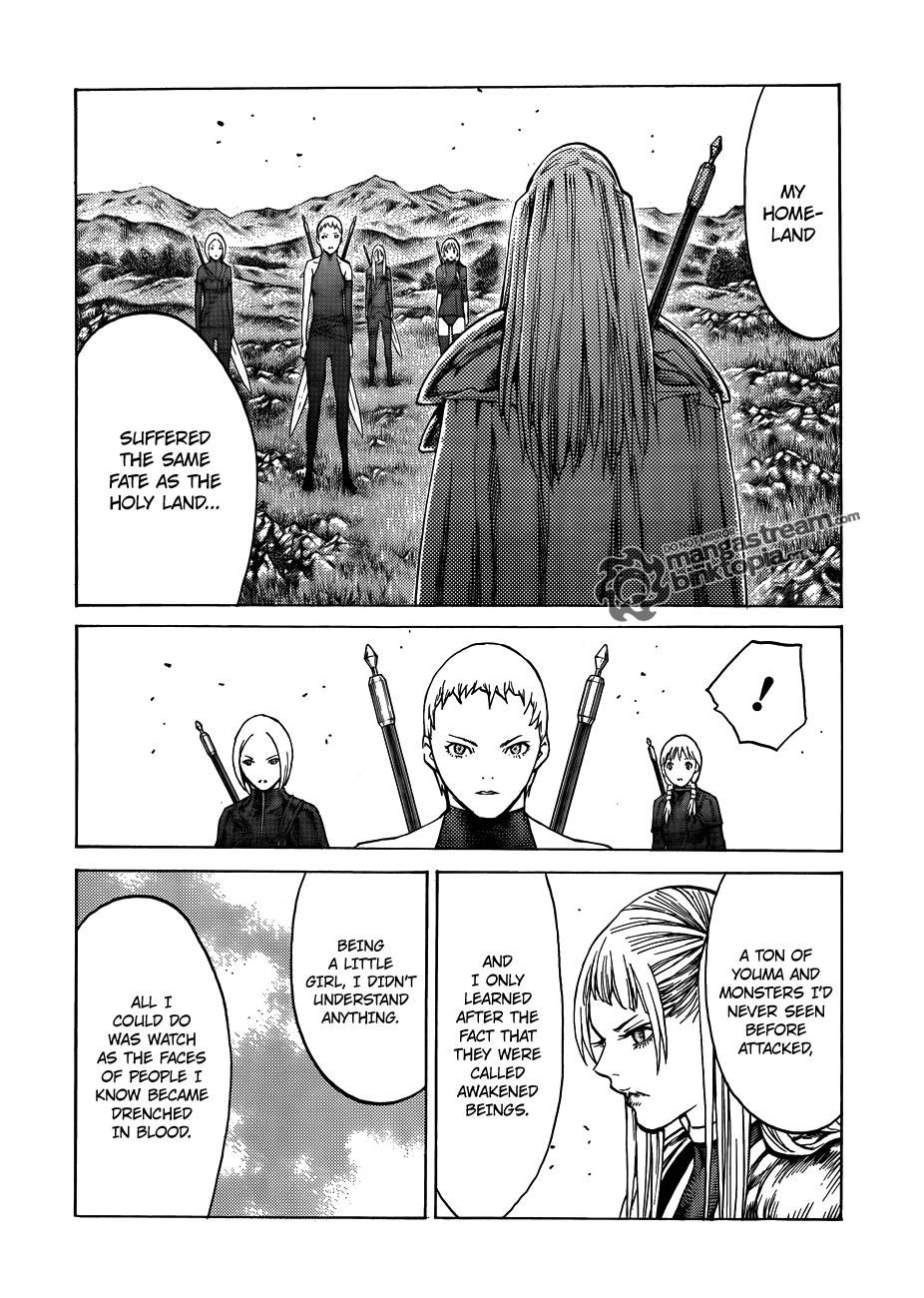 Claymore, Chapter 109 image 027