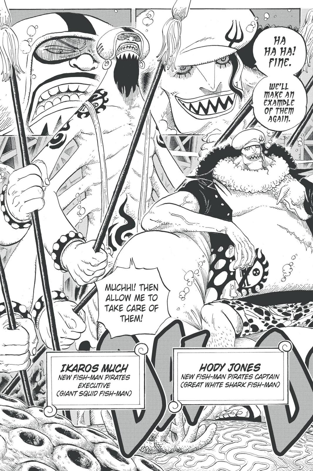 One Piece, Chapter 611 image 005
