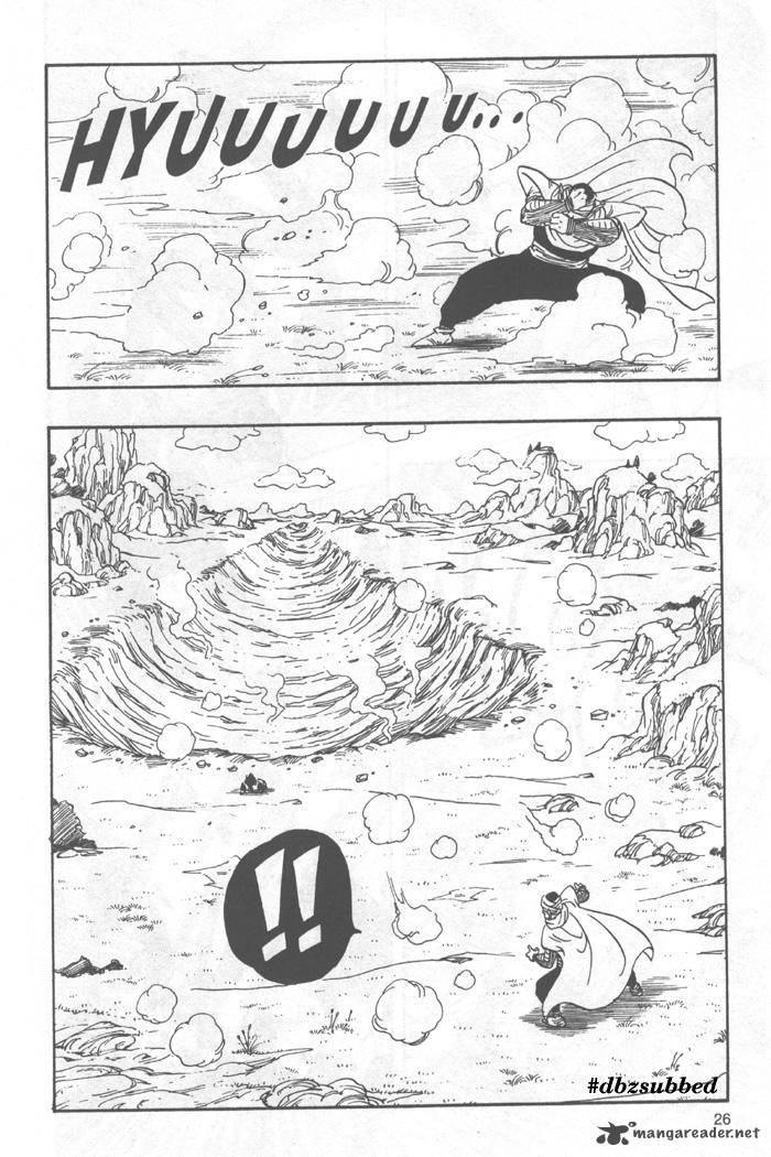 Dragon Ball, Chapter 206 image 011