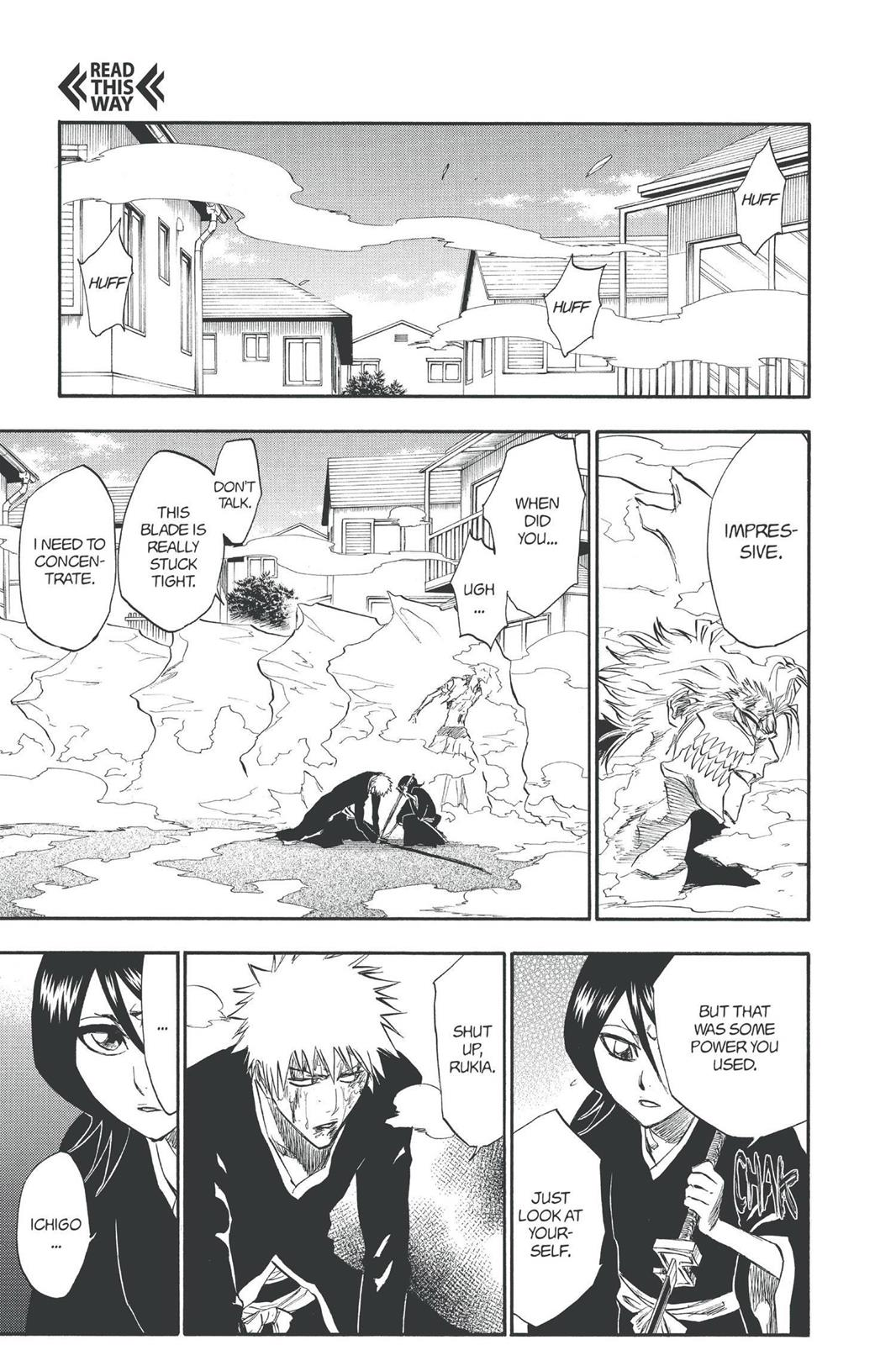 Bleach, Chapter 235 image 017