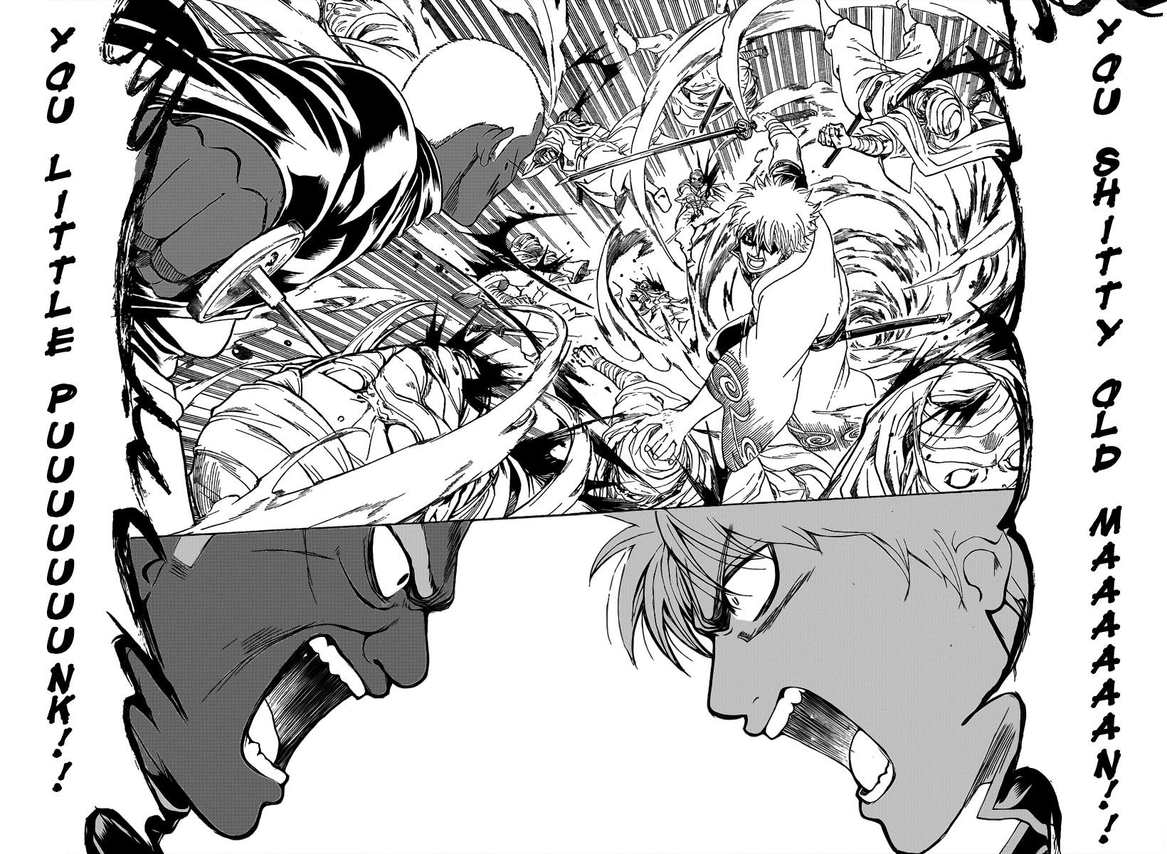 Gintama Chapter, 306 image 002