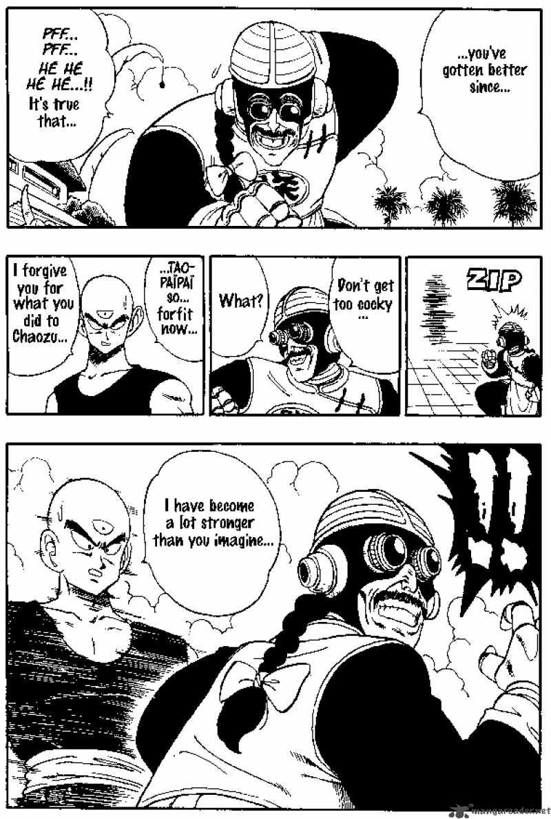 Dragon Ball, Chapter 169 image 014