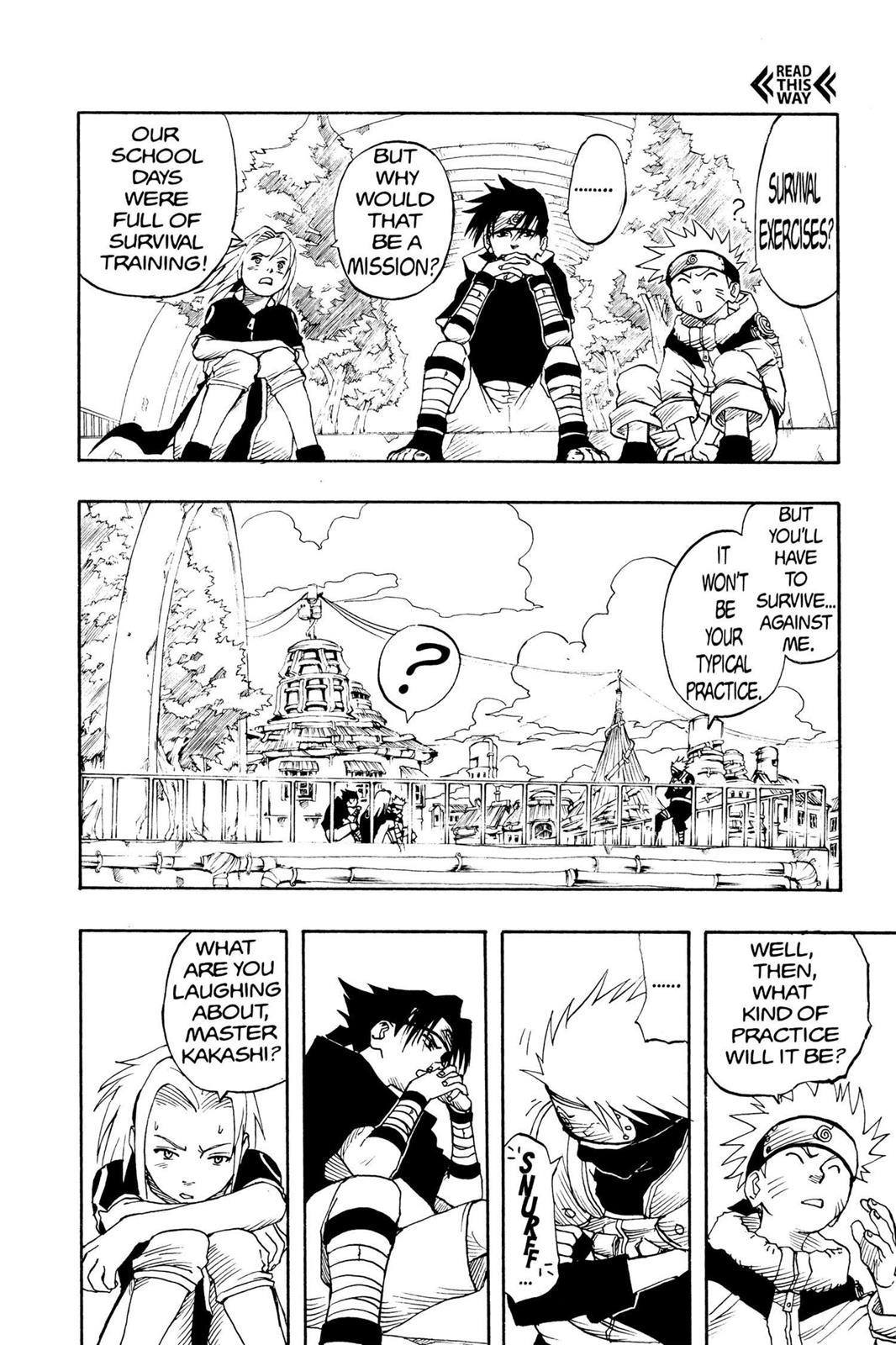 Naruto, Chapter 4 image 010