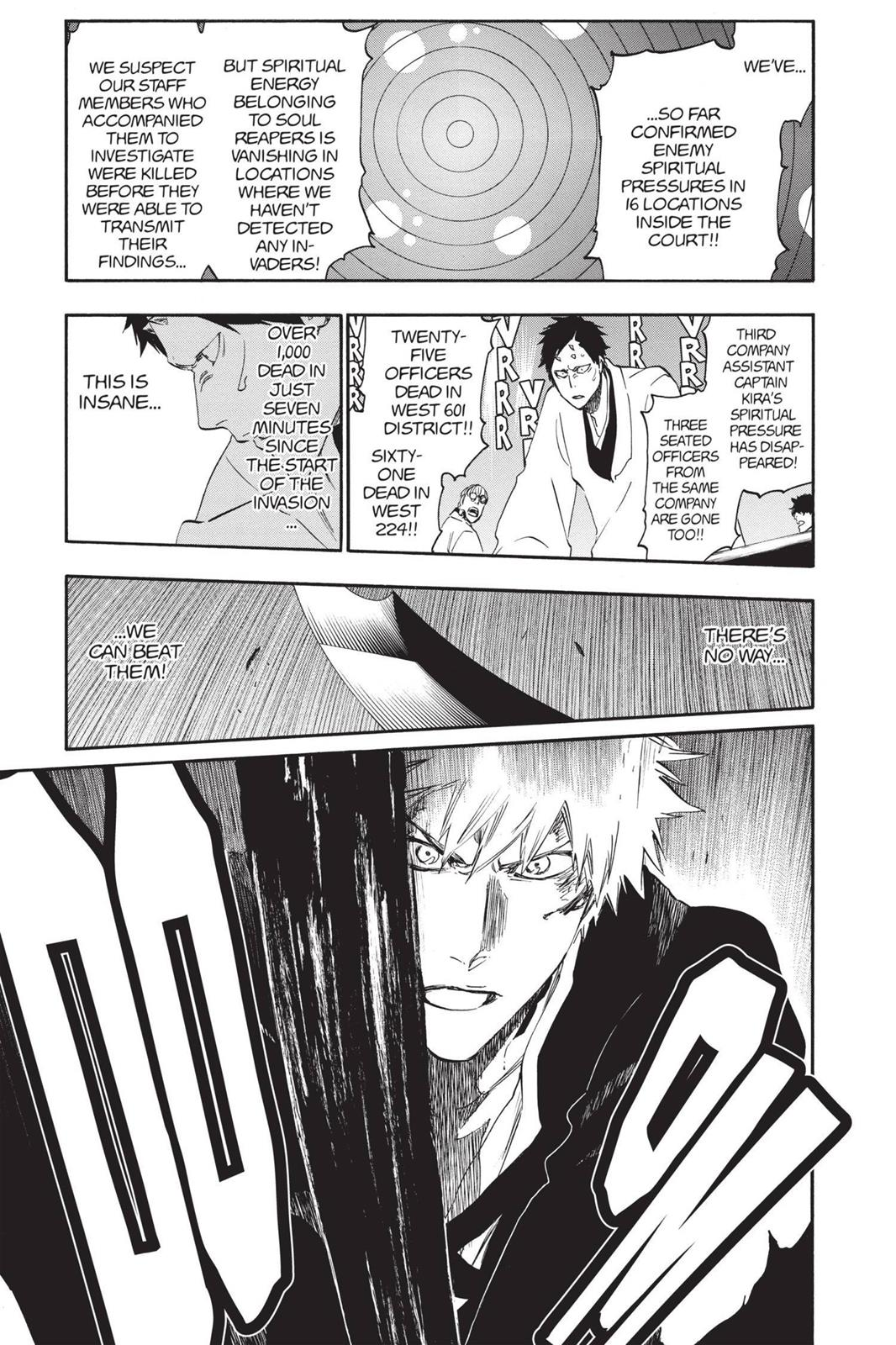 Bleach, Chapter 494 image 018