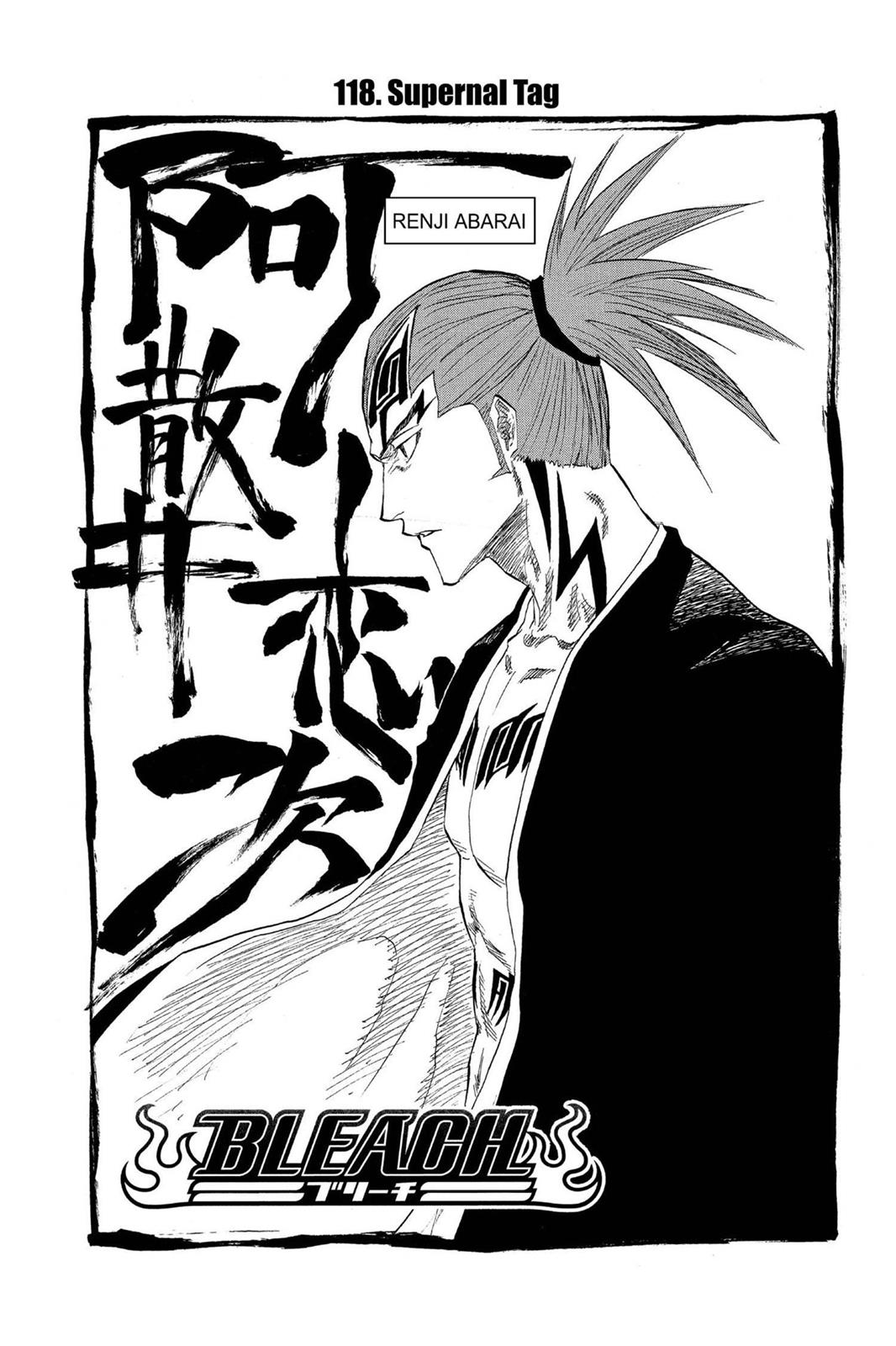 Bleach, Chapter 118 image 006