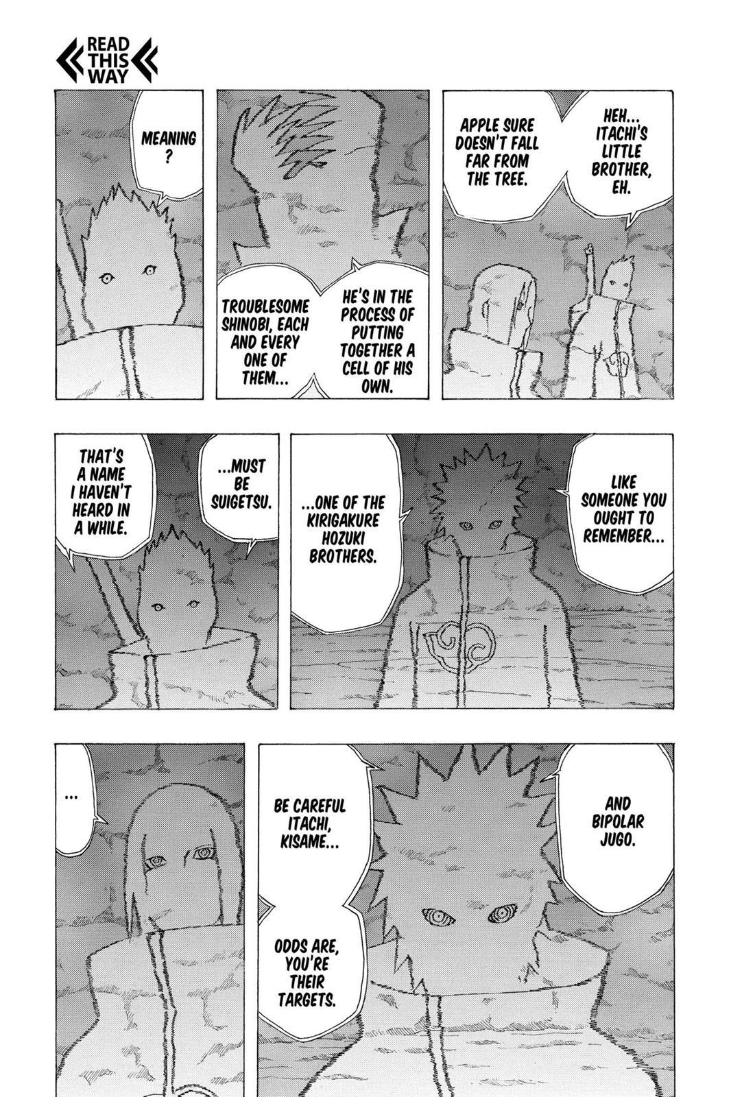 Naruto, Chapter 353 image 015