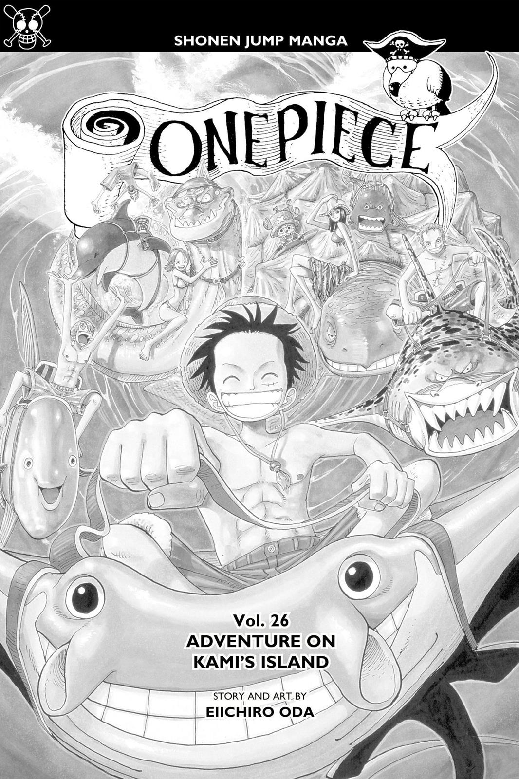 One Piece, Chapter 237 image 004