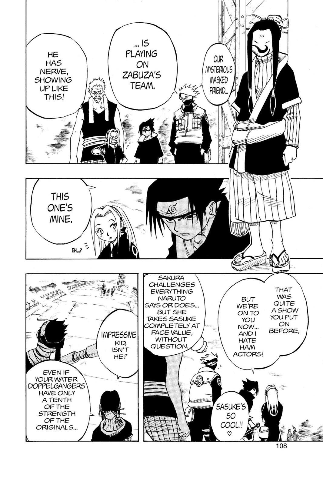 Naruto, Chapter 23 image 002
