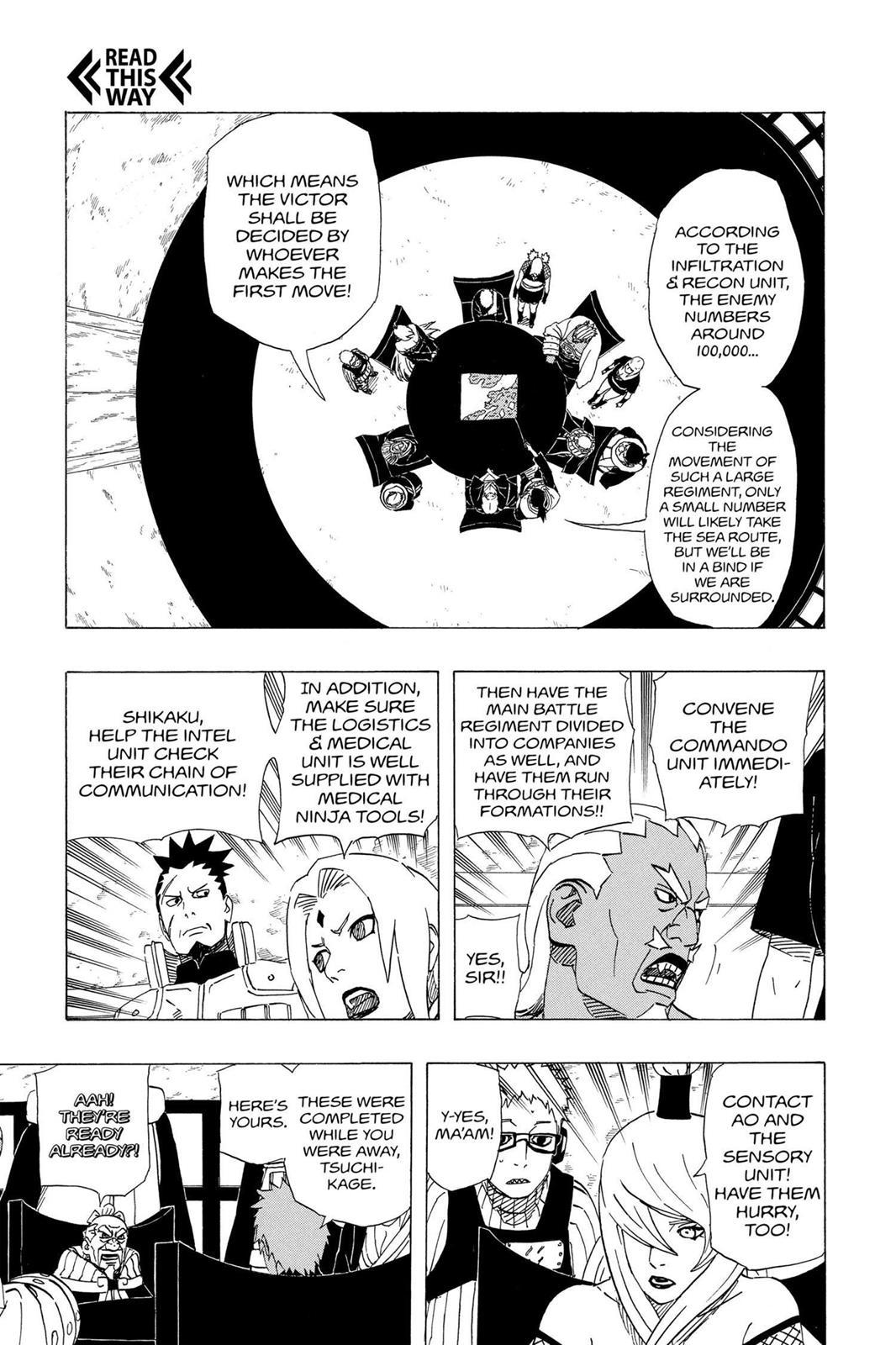 Naruto, Chapter 515 image 019