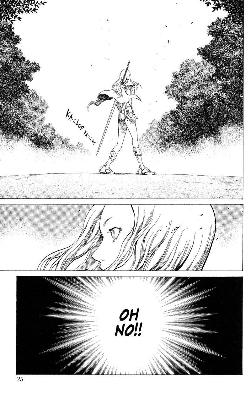 Claymore, Chapter 16 image 023
