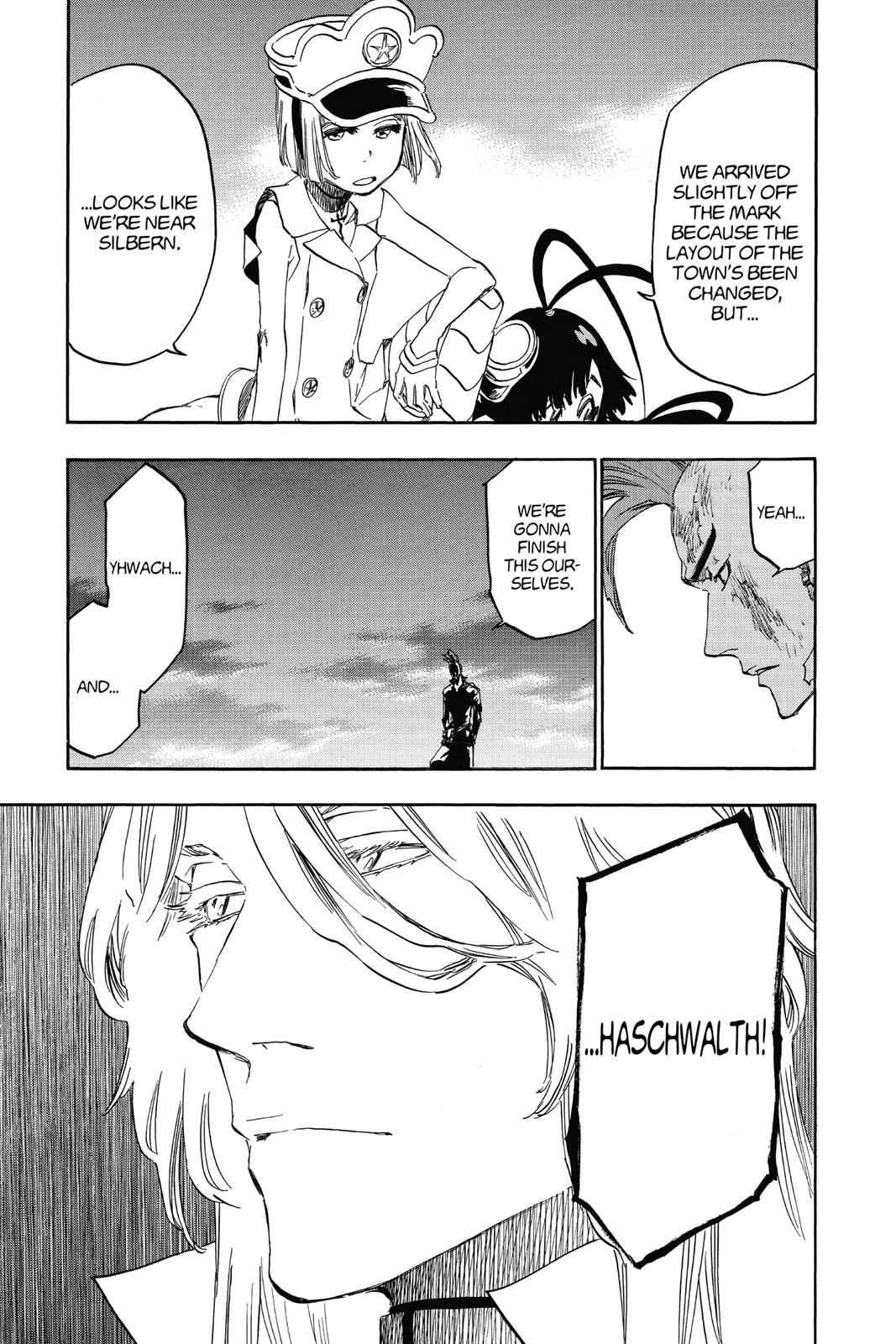 Bleach, Chapter 629 image 017
