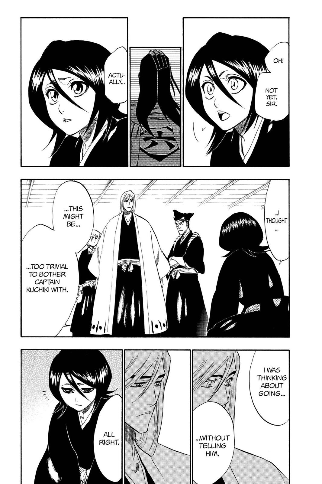 Bleach, Chapter 205.6 image 003